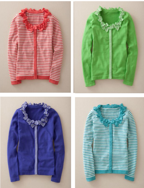 Boden ribbon Sweaters