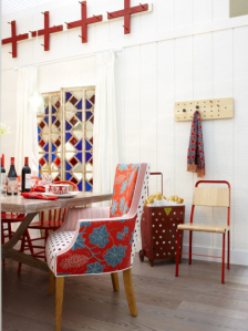 Sarah Richardson Designed Room