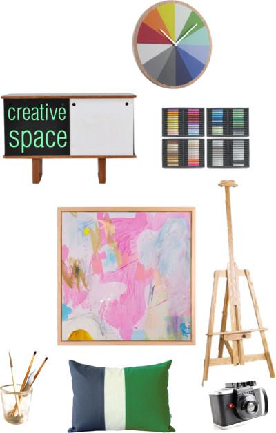 The Art Studio Part 1