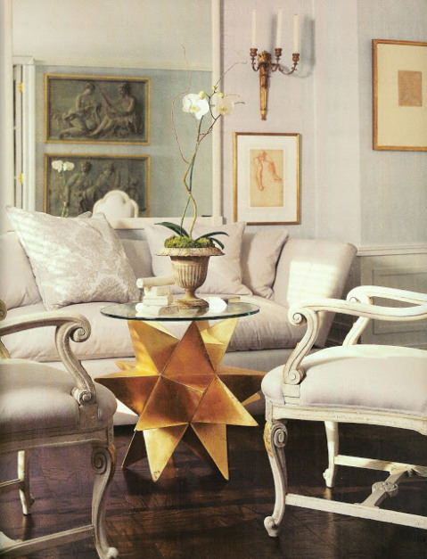 Living Room Star Table